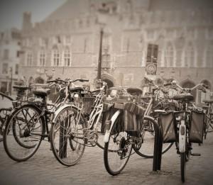 Bikes of Bruges