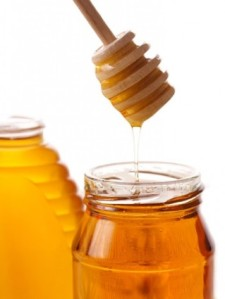 honey jars