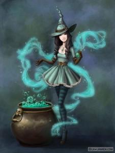 F_09_Amanda Witch