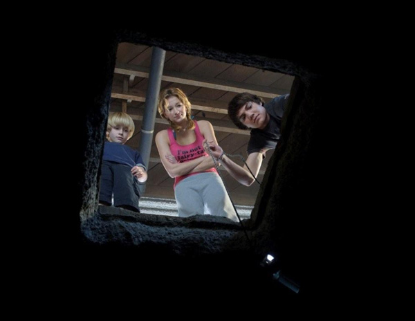 The Hole movie image Haley Bennett