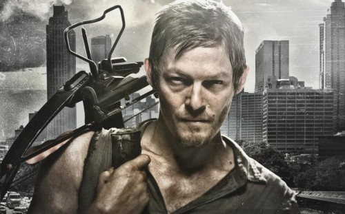 Daryl-Dixon-The-Walking-Dead-Wallpaper
