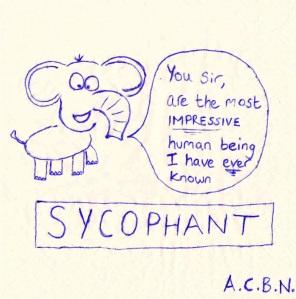 sycophant-upload