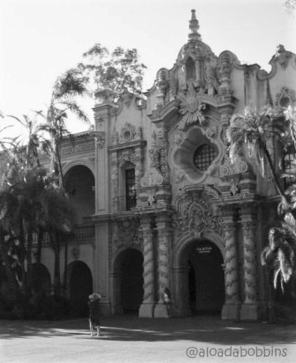 San Diego arch0