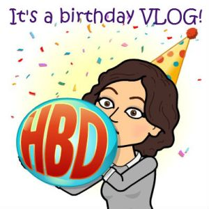 birthday vlog
