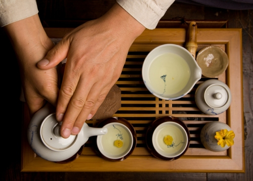 Dado-Korean-tea-ceremony