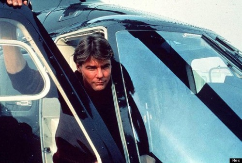 'AIRWOLF' TV SERIES - 1985